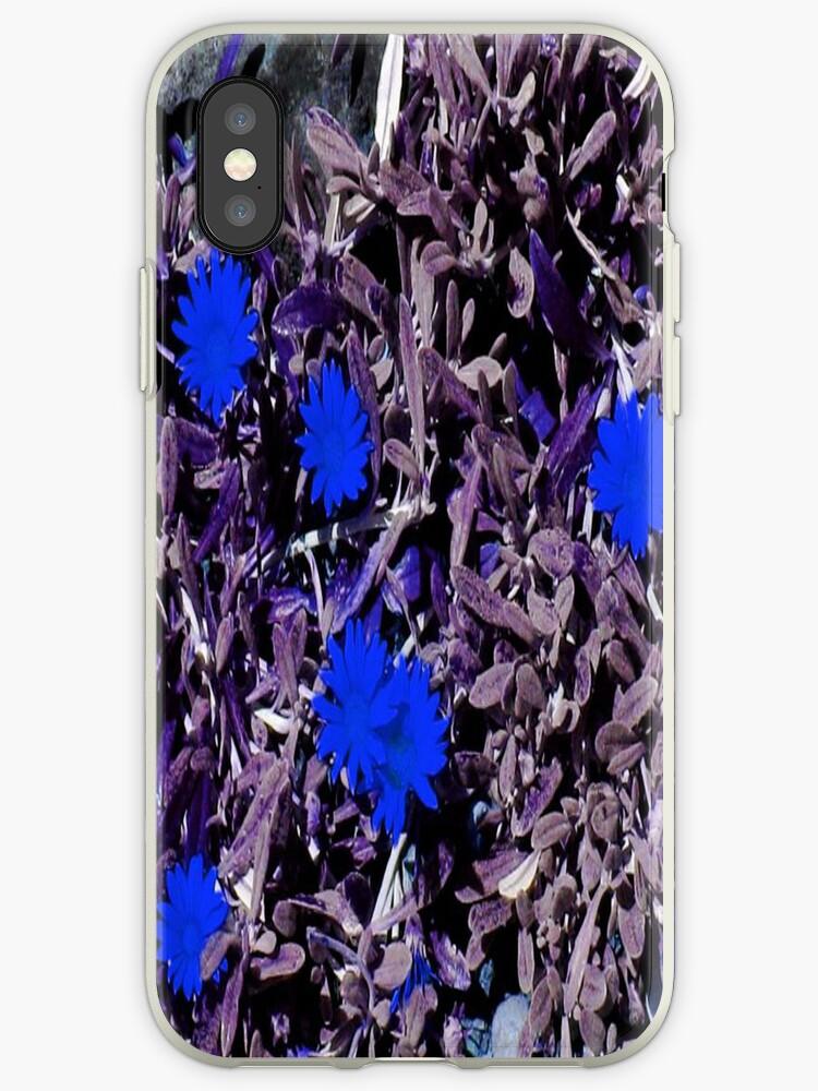 Blue Petals by Bri Summers