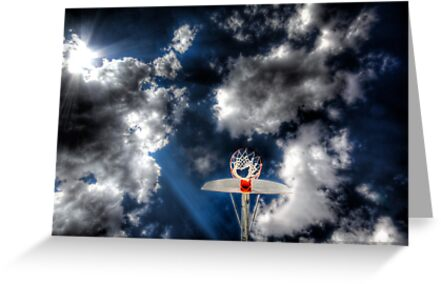 Hoop Dreams by Bob Larson