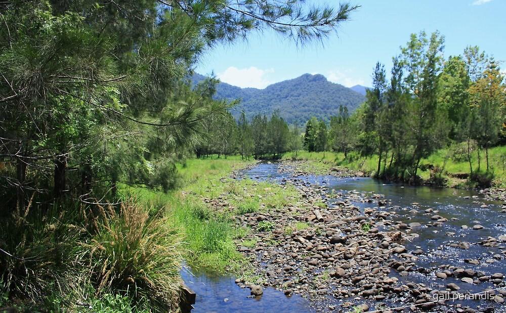 mountain creek ... by gail woodbury