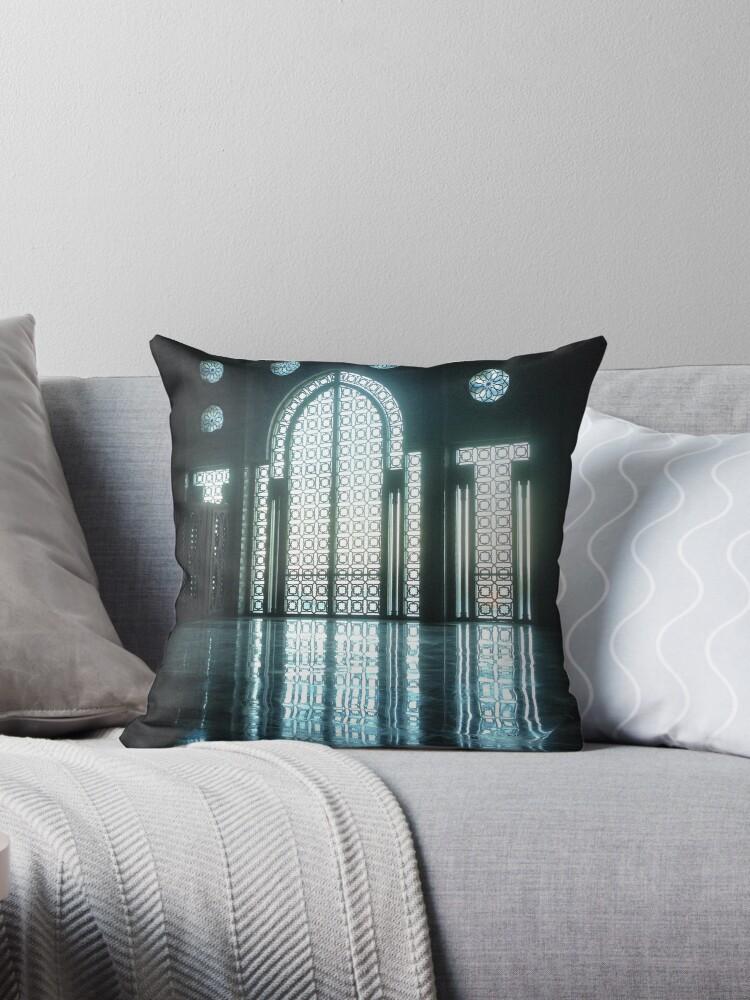 Casablanca reflections by christinelhill