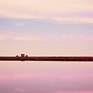 A line between two worlds by Thefotolion
