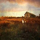 Running home by John Rivera
