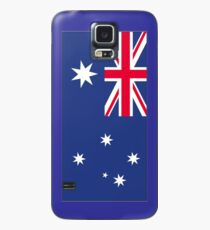 Australian flag Case/Skin for Samsung Galaxy