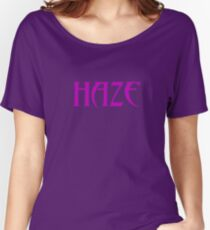 Haze Women's Relaxed Fit T-Shirt