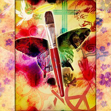Peace by sketchx