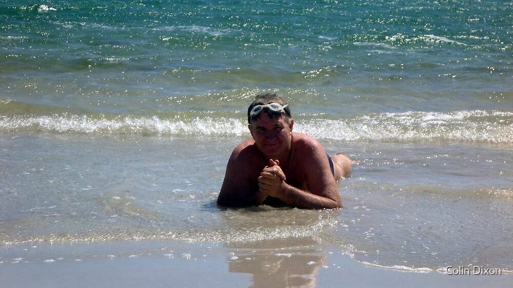 Horrock's Beach  by Colin Dixon