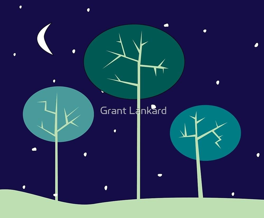 Bubble Trees by Grant Lankard