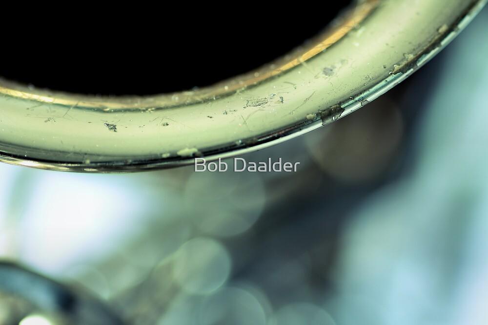 Blue Blowing... by Bob Daalder