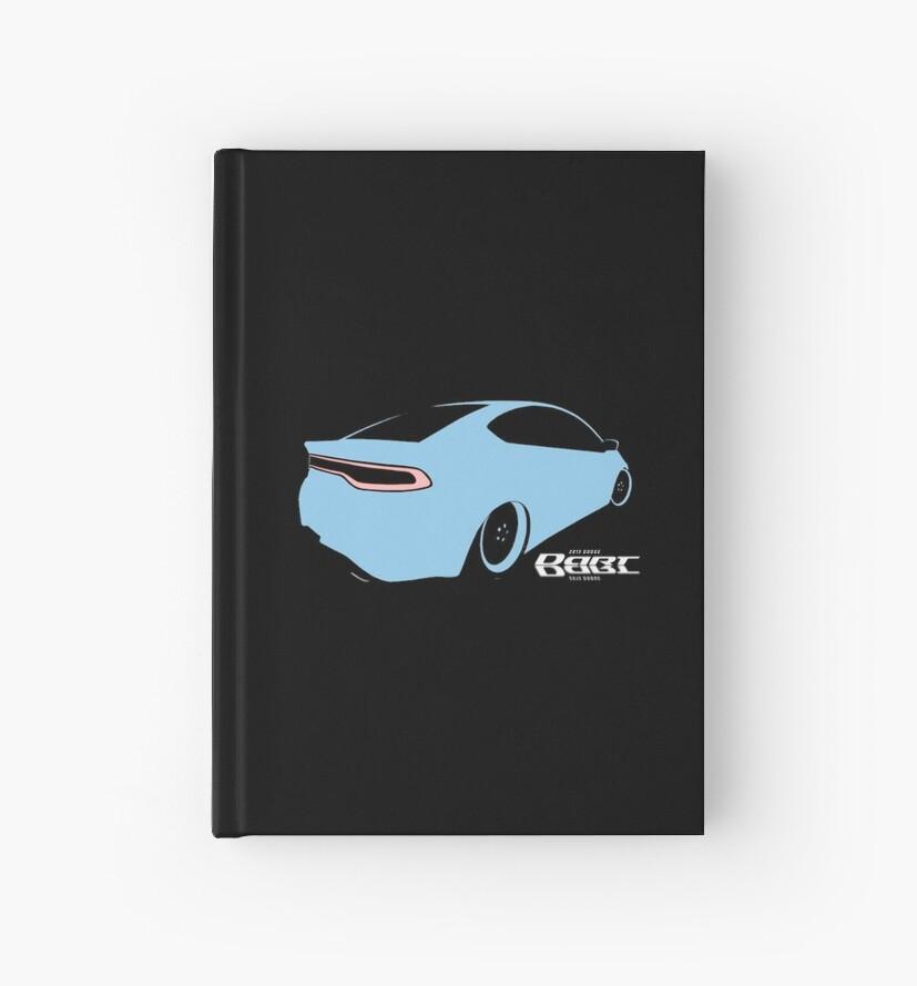 Dodge Dart - Laguna Blue - Custom by suzq044