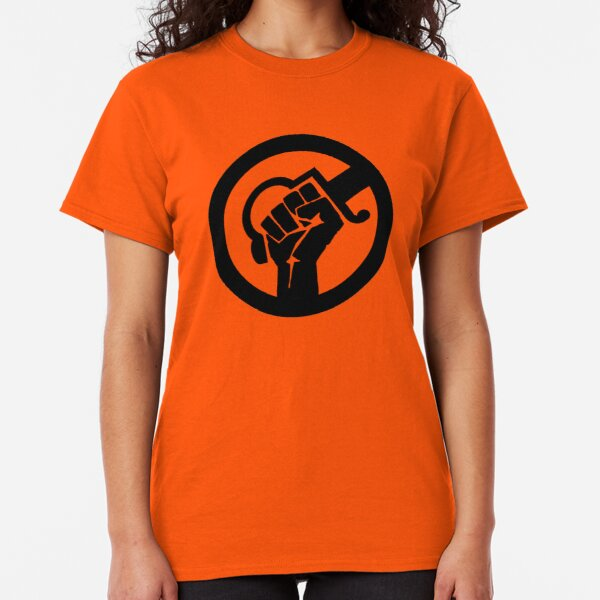 Join the Sabre Revolution (transparent background) Classic T-Shirt