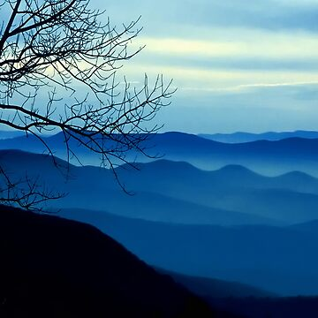 Blue Ridge redux by mhackett