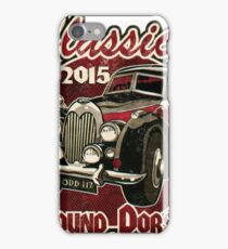 Classics around Dorset 2015 iPhone Case/Skin