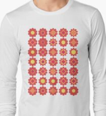 Flower T-shirt Long Sleeve T-Shirt