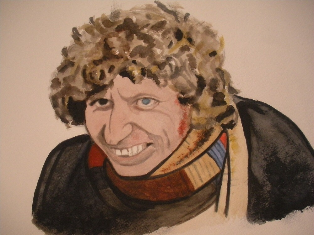 The Fourth Doctor by Jeremiah31