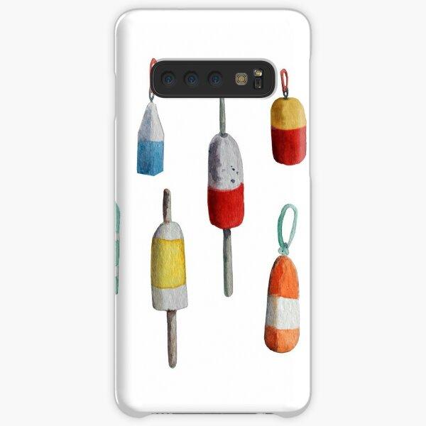 Watercolor Buoys Samsung Galaxy Snap Case
