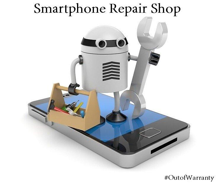 Cell Phone Repair Shop  by arthideco