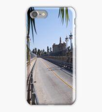 Pasadena Bridge-P2 iPhone Case/Skin
