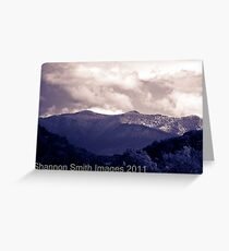 The Great Smoky Mountains Greeting Card