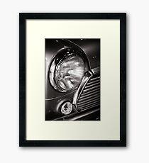 mini grill Framed Print