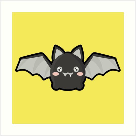Kawaii Bat by NirPerel