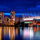 Vancouver Skyline by ClaytonPerry