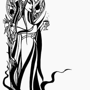 Absinthe Woman by traubk