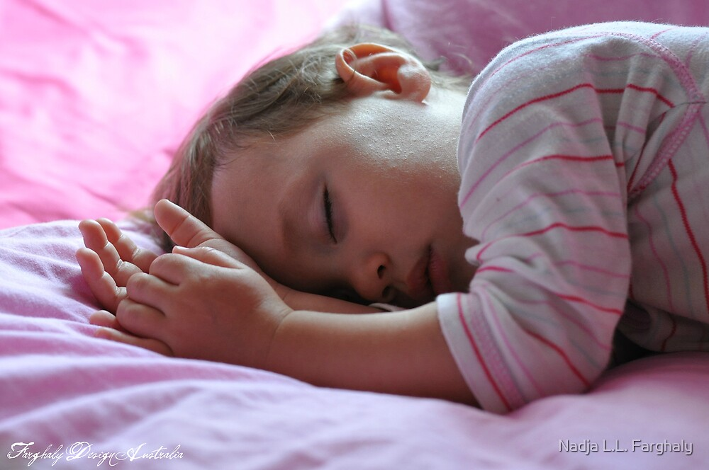Sleeping Beauty by Nadja L.L. Farghaly