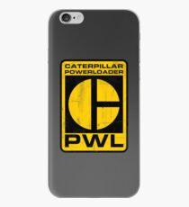 Caterpillar Powerloader iPhone Case