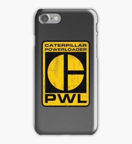 Caterpillar Powerloader iPhone Case/Skin