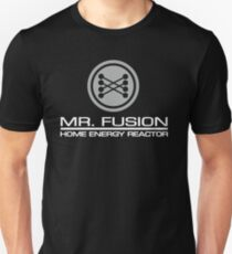 Mr Fusion Home-Energie-Reaktor Unisex T-Shirt