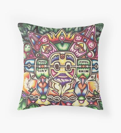 030811 Throw Pillow