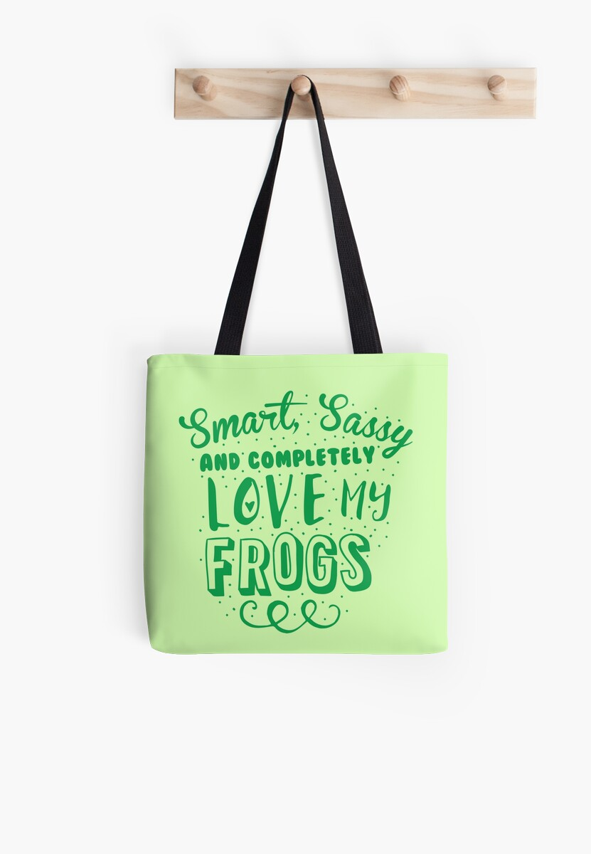 Smart, Sassy and completely love my FROGS by jazzydevil