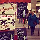 Market days by Julia Goss