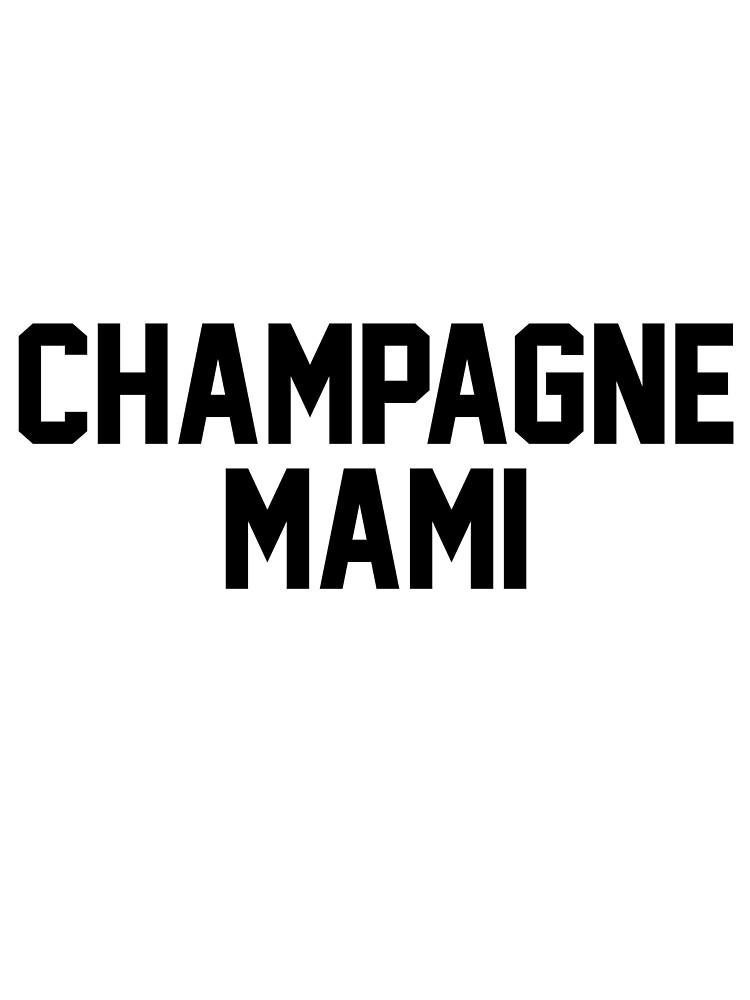 Champagne Mami by koleson