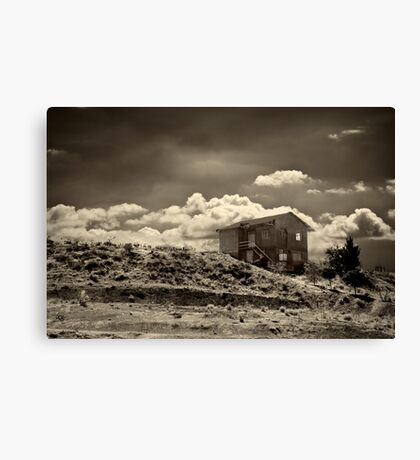 Classic Holleywood Canvas Print