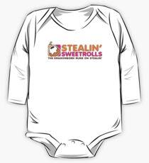 Stealin' Sweetrolls One Piece - Long Sleeve