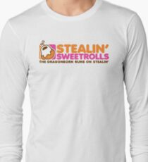 Stealin' Sweetrolls Long Sleeve T-Shirt