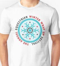 Winter Wrap Up Festival Unisex T-Shirt