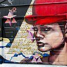 Garage Art by Gerda Grice
