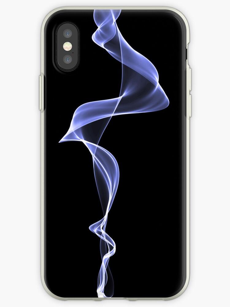 Not Smoke - iPhone case by Ann Garrett