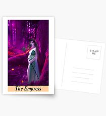 The Empress Postcards