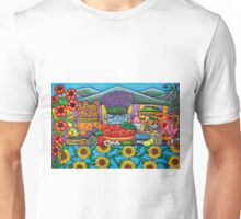 Flavours of Provence Unisex T-Shirt