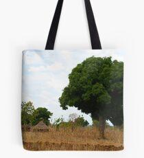 Sudanese Scenery Tote Bag