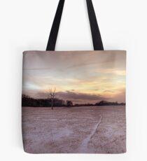 snow way Tote Bag