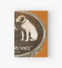 Die Stimme seines Meisters Notizbuch