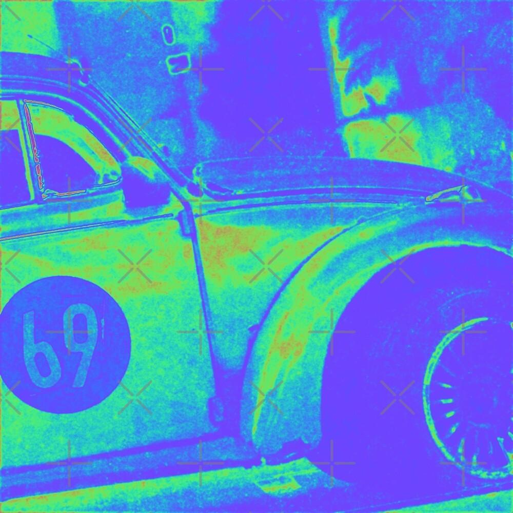Retro Wheels by Phil Perkins