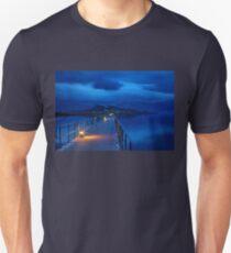 The sound of silence at Prespes lakes T-Shirt