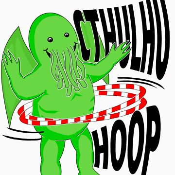CTHULHU-HOOP by Ant101