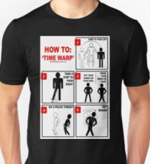 Rocky Horror Picture Show Time Warp Unisex T-Shirt