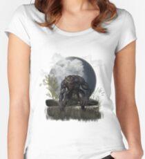 Werewolf Women's Fitted Scoop T-Shirt